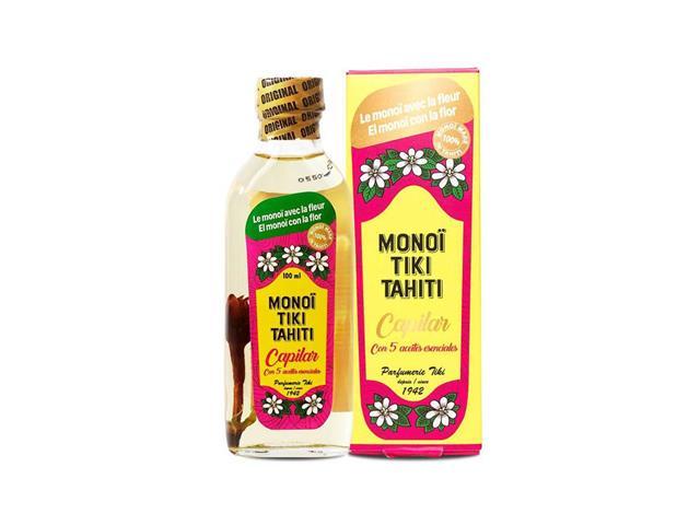 Monoi Tiki Tahiti Aceite Tratamiento Regenerador Capilar