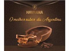 Ovo de Páscoa Havanna Chocolate ao Leite Recheio Doce de Leite 400G - 3