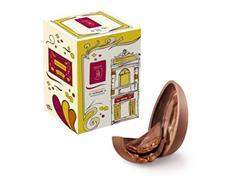 Combo 6 Ovos de Páscoa Havanna Chocolate Recheio Doce de Leite 150G - 1