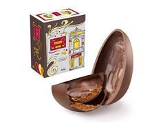 Combo Havanna Ovo de Páscoa Ao Leite, Meio Amargo e Chocolante Branco - 3