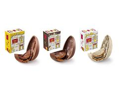 Combo Havanna Ovo de Páscoa Ao Leite, Meio Amargo e Chocolante Branco
