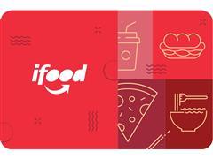 iFood Gift Card - R$20,00