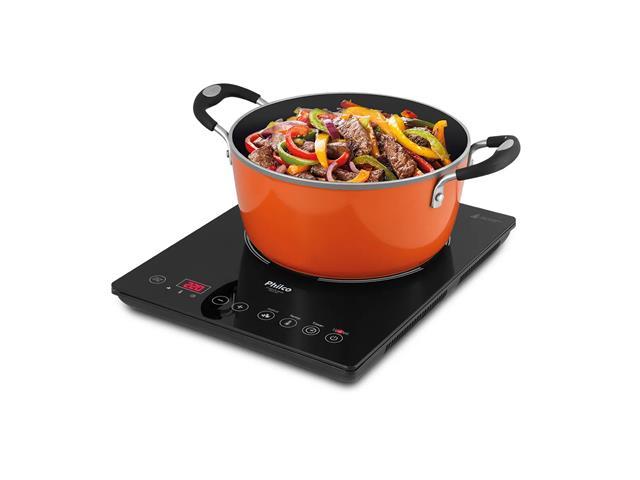 Cooktop de Indução Philco PCT01 Smart Chef Black 110V - 2