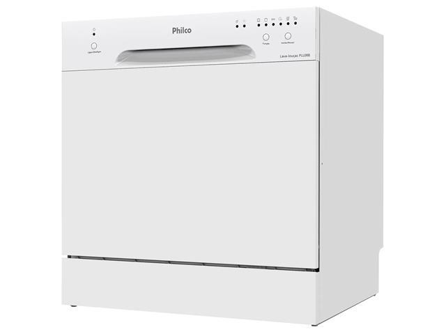 Lava Louças Philco PLL08B 8 Serviços