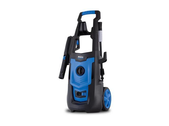 Lavadora de Alta Pressão Philco PLA3100 Azul e Preto 1800W