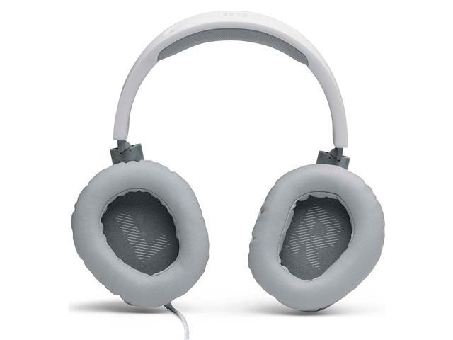 Headset Gamer JBL Quantum 100 Drivers 40mm Branco 28913225 - 3