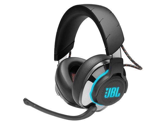 Headset Gamer Bluetooth JBL Quantum 800 RGBDriver50mm JBLQUANTUM800BLK