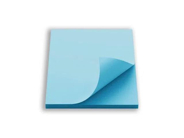 Bloco Adesivo Keep EI019 75x75mm Azul 100Fls