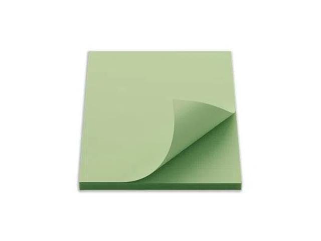 Bloco Adesivo Keep EI020 75x75mm Verde 100Fls