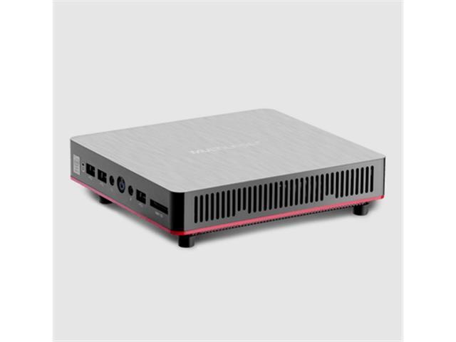 Mini Desktop Multialser DT029 UrbanRed Core i3 4GB RAM 240GB SSD Linux - 1