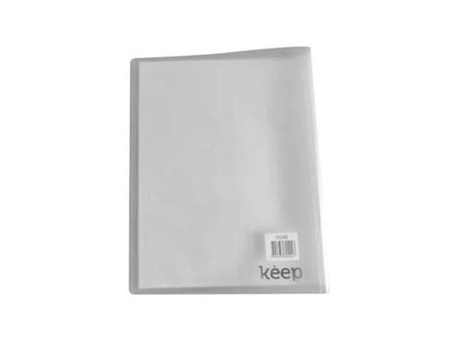 Pasta Keep EI048 Catálogo A4 com 20 Envelopes