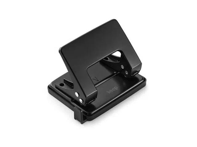Perfurador de Papel Keep EI011 2 Furos 6mm 20Fls