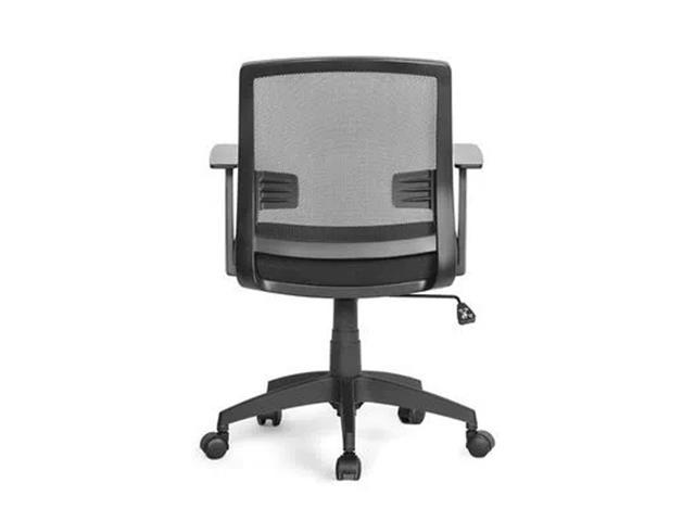 Cadeira de Escritório Multilaser GA181 Clean Office Preta - 2