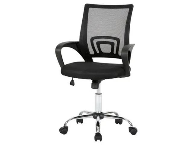 Cadeira de Escritório Multilaser GA197 Executive Cromada