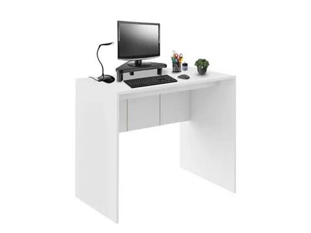 Mesa para Computador Multilaser EI074 Branco Fosco 90CM