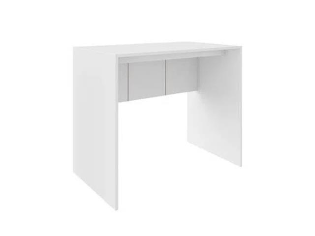 Mesa para Computador Multilaser EI074 Branco Fosco 90CM - 1