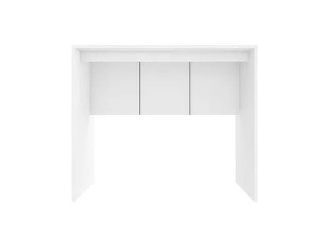Mesa para Computador Multilaser EI074 Branco Fosco 90CM - 2