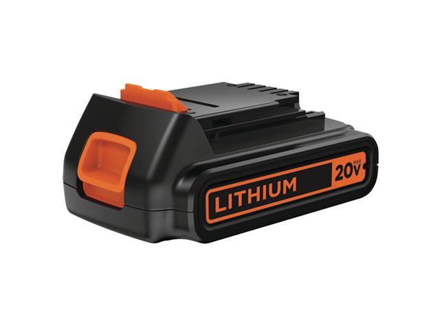 Bateria Black&Decker 20V Max Li-Ion 1,5Ah