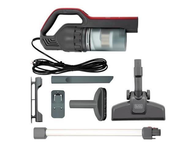 Aspirador de Pó Ciclônico Black&Decker Vertical e Portátil 1250W 220V - 4