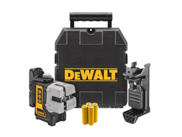 Laser de Ponto e Linha DeWalt com Nível Automático