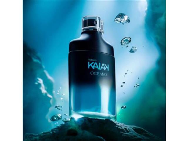 Perfume Desodorante Colônia Natura Kaiak Oceano Masculino 100ML - 1