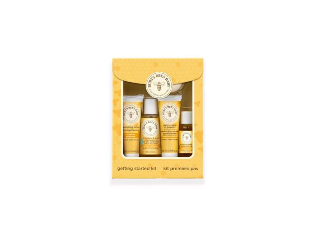 Kit de Regalo Baby Getting Started, Burts Bees
