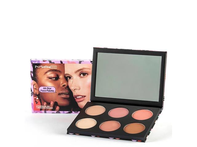 Paleta All Star Face, Mac Cosmetics