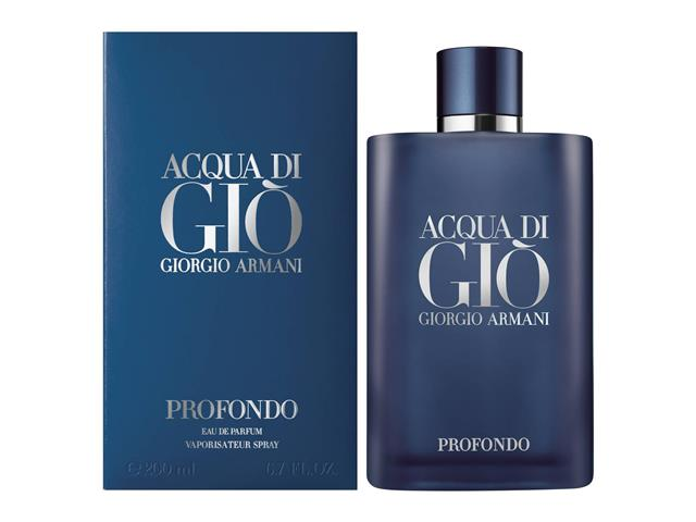 Perfume hombre eau de parfum 200 ml, Giorgio Armani
