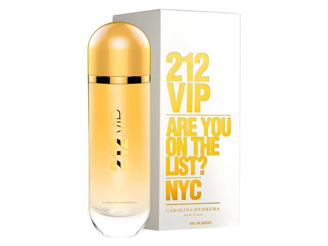 Perfume Mujer 212 Vip EDP 125 ml, Carolina Herrera
