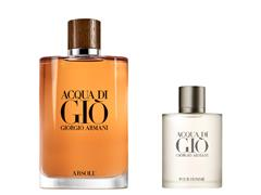 Set Perfume Hombre Acqua Di Gio 200 ml + 30 ml, Giorgio Armani - 0