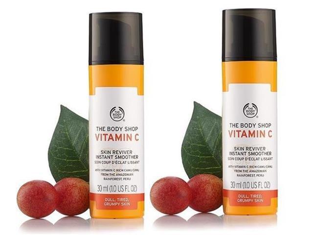 Combo The Body Shop Serum Revitalizante Vitamina C 30ML 2Unidades