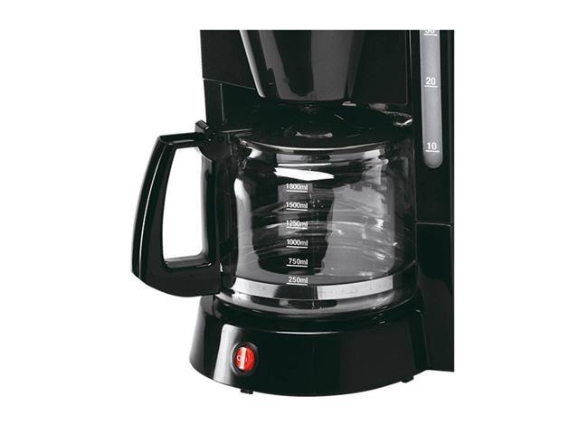 Cafeteira Elétrica Black&Decker 36 xícaras Preta - 1