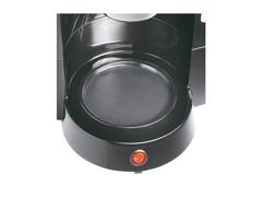 Cafeteira Elétrica Black&Decker Preta 36 Xícaras - 3