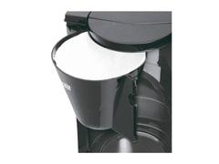 Cafeteira Elétrica Black&Decker Preta 36 Xícaras - 2