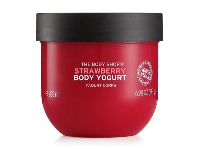 Loção Corporal The Body Shop Morango 200ML - 1