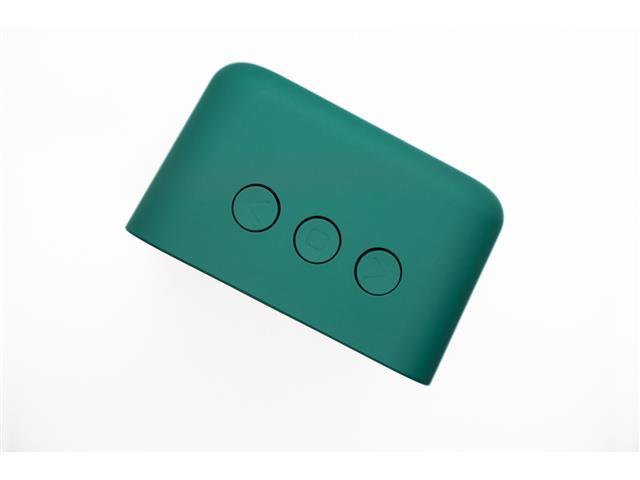 Caixa de Som Xtrax Pocket Verde - 2