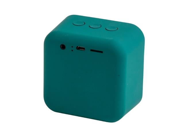 Caixa de Som Xtrax Pocket Verde - 1