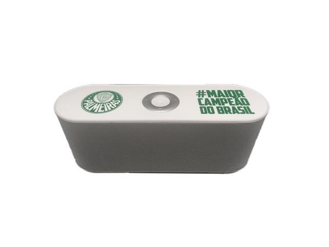 Caixa de Som Multimídia Oficial Palmeiras Futebol Clube