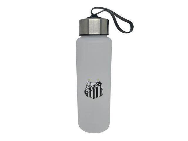 Squeeze Plástico Oficial Santos Futebol Clube 680ML