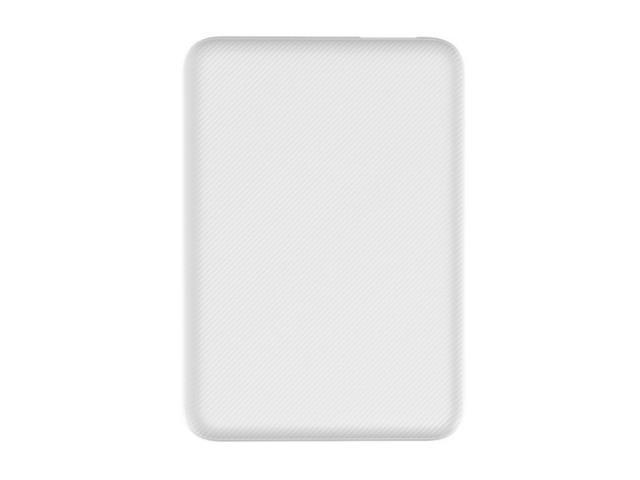 Carregador Portátil Universal Xtrax Compact Branco 5.000Mah - 3