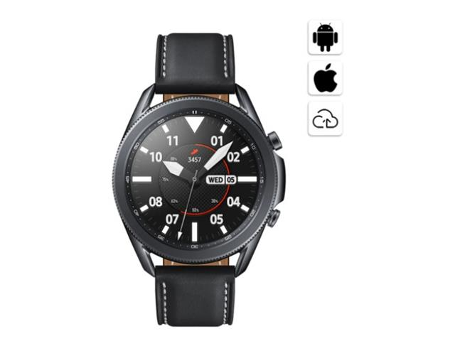 Galaxy Watch3 45 mm Mystick Black