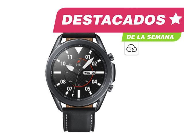 Galaxy Watch3 45 mm Mystick Black