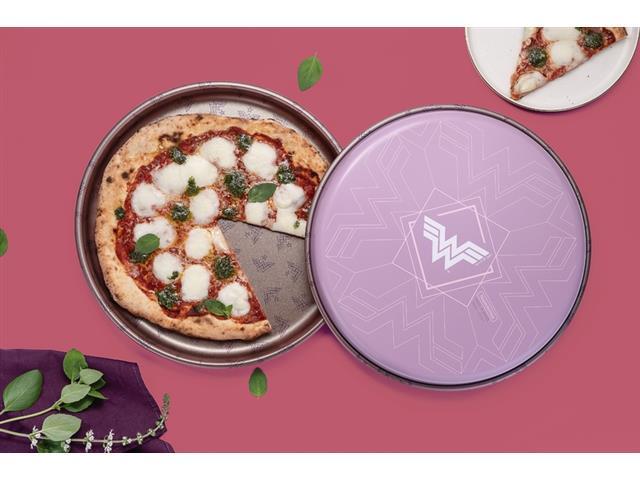 Assadeira para Pizza Tramontina Mulher Maravilha 1984 30CM 1,8 Litros - 3
