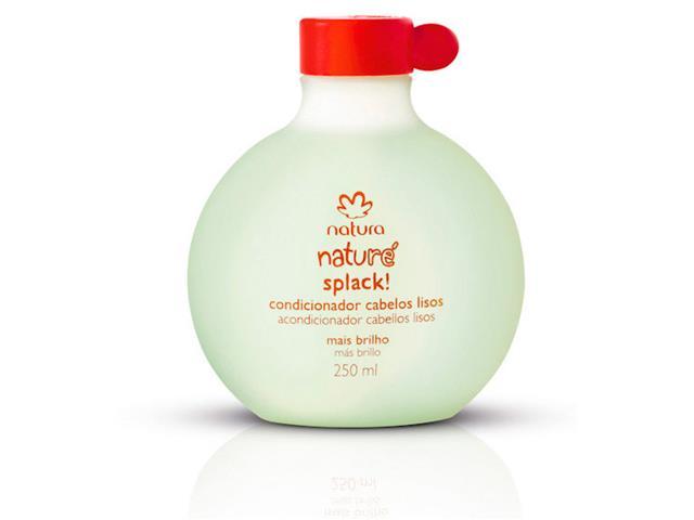 Condicionador Natura Naturé Splack Cabelos Lisos 250 ml