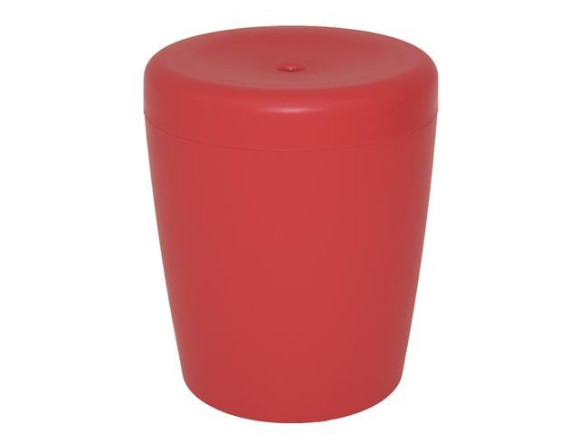 Puff Multiuso Tramontina Vermelho