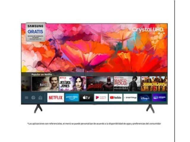 LED Samsung 70p TU6900 Crystal UHD 4K Smart TV