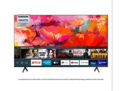 LED Samsung 70p TU6900 Crystal UHD 4K Smart TV