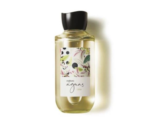 Desodorante Colônia Natura Águas Lírio Feminino 170ML