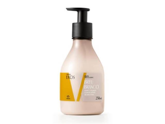 Desodorante Hidratante Corporal Natura Ekos Breu Branco 250ML