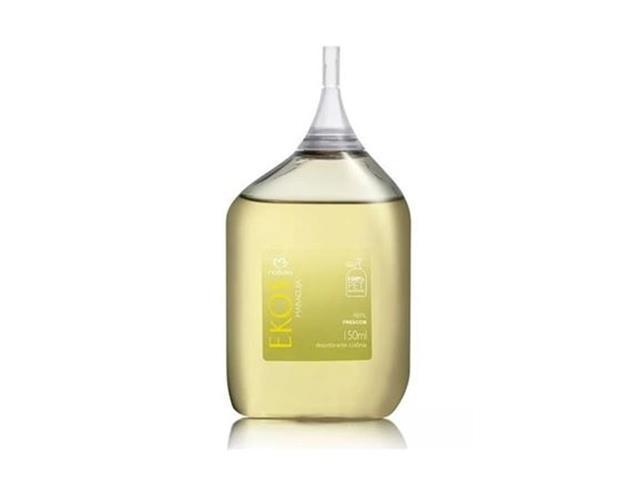Refil Desodorante Colônia Frescor Natura Ekos Maracujá Feminino 150ML